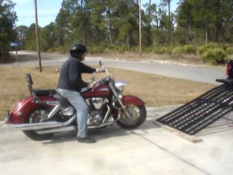 motorcycle RAMPS-Loading motorcycle/Blackwidow Ramp 9440-HD/Eddie motorcycle