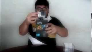 GOPRO HERO 3 BLACK EDITION - UNBOXING - ARGENTINA - LSA (GOPRO DEAF)