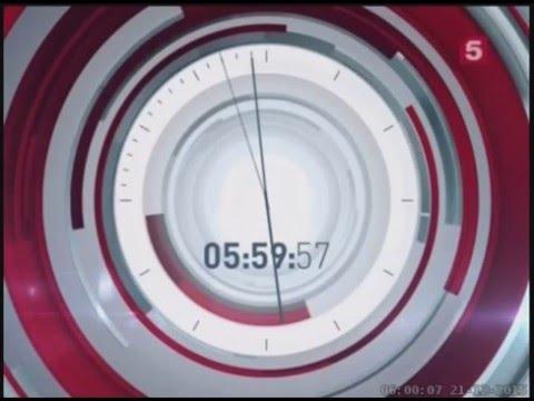 Заключение Агентство специальных расследований, часы, начало Сейчас 5 канал (21.12.2015)