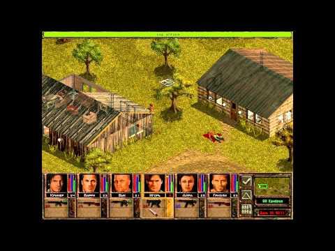 Прохождение игры jagged alliance 2: агония власти часть 18