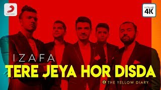 Tere Jeya Hor Disda - Official Video | The Yellow Diary | Izafa | Nusrat Fateh Ali Khan