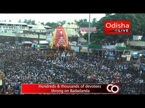 Ratha Yatra 2013 - Puri - Video Report - HD