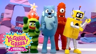 Yo Gabba Gabba! Full Episodes HD - Up and Down | Family Fun | Kids Shows | Kids Songs