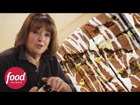 Cómo Hacer Barras De Melaza | Cocinando Con Ina Garten | Food Network Latinoamérica