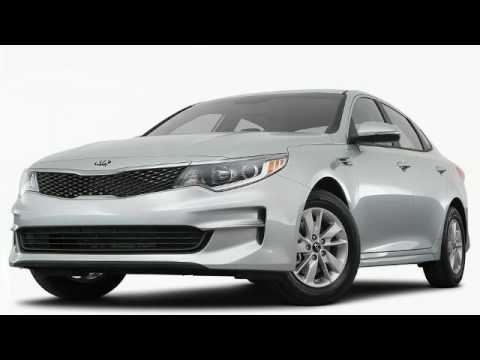 2017 Kia Optima Video