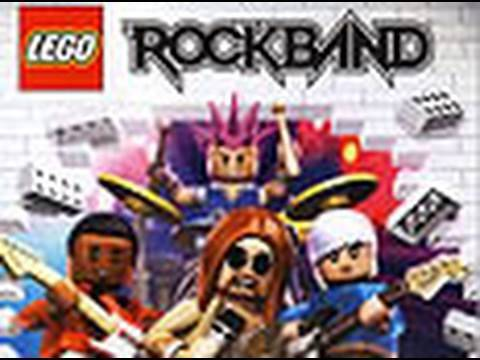 Classic Game Room HD - LEGO ROCK BAND review