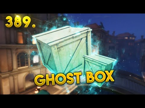 Ghost Box Glitch..?! | Overwatch Daily Moments Ep.389 (Funny and Random Moments)
