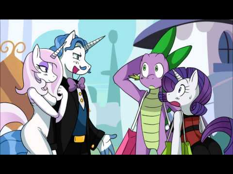What if MLP:FiM was an Anime? Music Videos