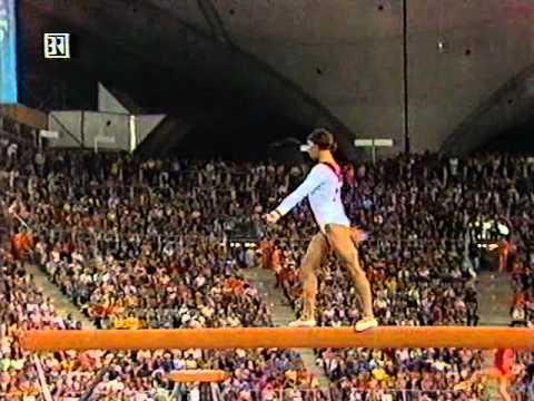 Ludmilla Tourischeva 1972 Olympics Team Optionals BB