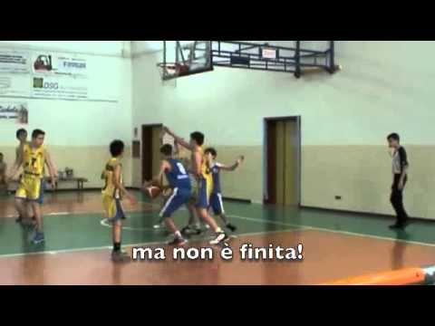 trofeo provinciale 2013 VE BVO Caorle vs Giants Basket Marghera  under 14 di lax basket