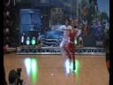 Jana Klocke & Carl Hendrik Scharf - World Cup 2008