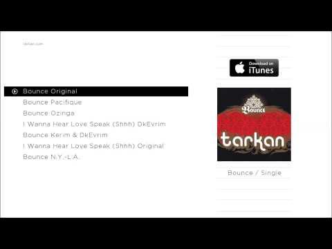 TARKAN - Bounce Original (Official Audio)