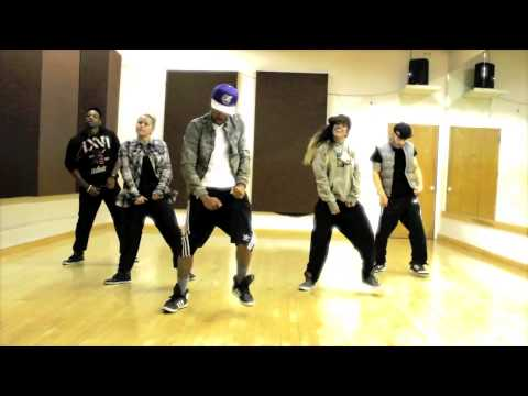 Jacob Latimore On Angel B Choreography - Robot video