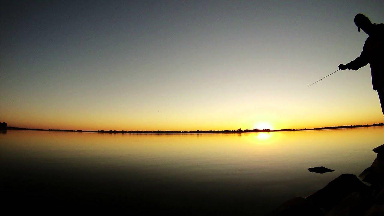BOYD LAKE STATE PARK SUNRISE 9 27 14