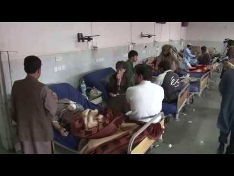 Rescuers hunt for survivors of massive Afghan-Pakistan quake