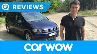 Volkswagen Touran 7 Seater 2018 review | Mat Watson Reviews