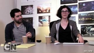Interview: Steven Universe Creator Rebecca Sugar