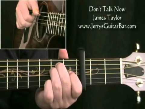 James Taylor - Dont Talk Now