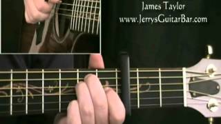 Watch James Taylor Dont Talk Now video