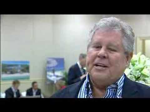 Butch Stewart founder of Sandals @ CHA 2008