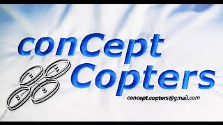 Concept Copters - Projektvorstellung - Multicopter - Entwicklung