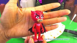 Toy Story Buzz Lightyear Play What is inside the Spooky Burrito with Puppy Dog Pals and PJ Masks