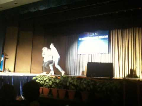 Dance Performance On Khuda Jaane. Ifest 2010 video