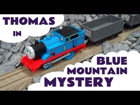 Thomas & Friends Trackmaster Thomas And Friends Blue Mountain Mystery Kids Toy Train Set