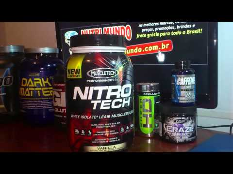 Nitro Tech Muscle Tech Review Como Tomar