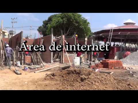 REMODELACION DEL JARDÍN MUNICIPAL MIGUEL HIDALGO EN IXTAPALUCA
