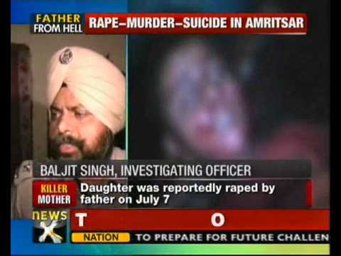 Mother Kills Daughter After Rape By Father - Newsx video