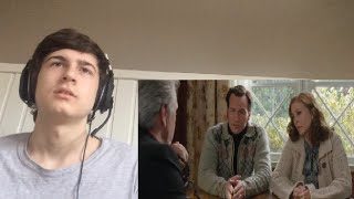 The Conjuring 2 Trailer Reaction