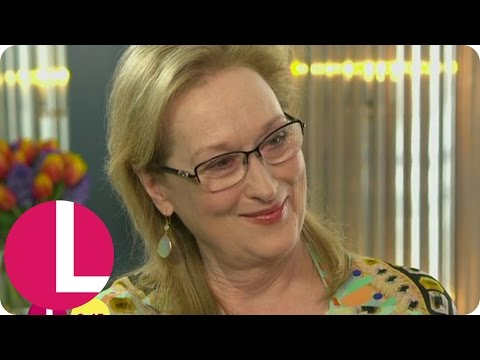 Meryl Streep On Playing Florence Foster Jenkins | Lorraine