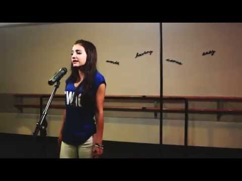 Enta Eih Nancy Ajram cover by Yasmeen Najmeddine