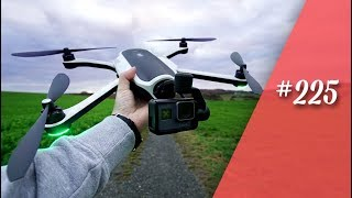 GoPro Karma + GoPro Hero 6 Black - Footage & Flug ( 3/3)  in 4K #225