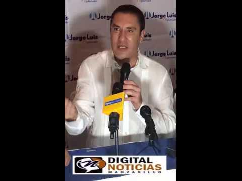 El gobernador de Puebla, Rafael Moreno Valle, calificó a Jorge Luis como un líder social