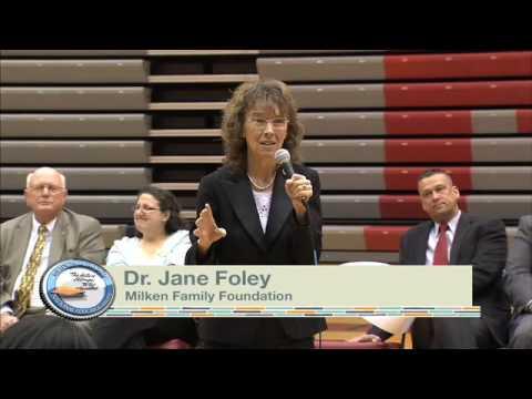 2009 Milken Educator Award Notification: North Central High School