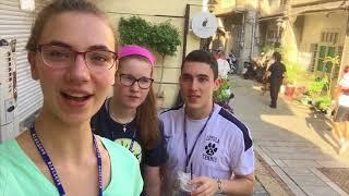 Katie's Tainan Cultural Trip Recap (November Vlog)
