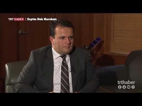 TRT muhabiri Tuna Şanlı'nın Washington Büyükelçisi ile özel röportajı