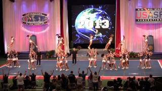 Cheer Athletics Panthers 04/28/2013