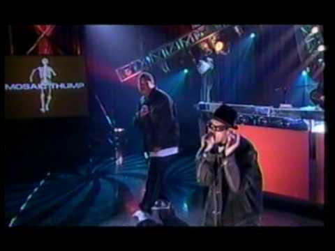 De La Soul feat Redman (LIVE) - Oooh