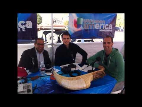 Entrevista de Zulaika y Echeva en radio Univision America (WQBA 1140AM)