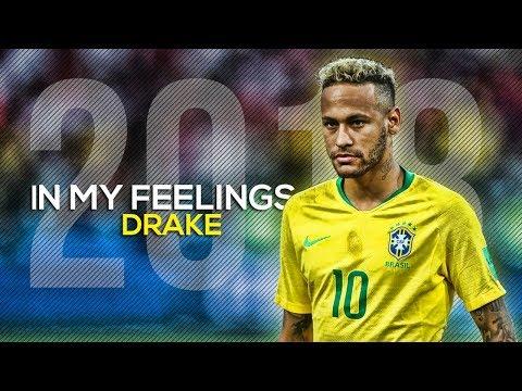 Download Neymar Jr Drake  In My Feelings  Skills amp Goals  2018 HD