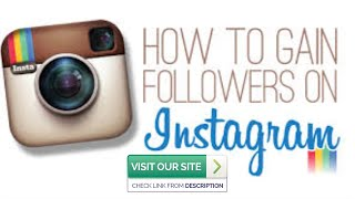 More followers on instagram free - Get free instagram followers real