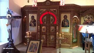 03.01.21 Неделя святых отцов, пред Рождеством Христовым