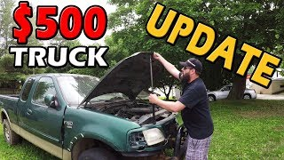 $500 Ford F150... WILL IT RUN??? | Truck Central Project Update