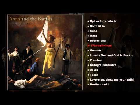 Anna And The Barbies - Gyáva Forradalmár (teljes Album)