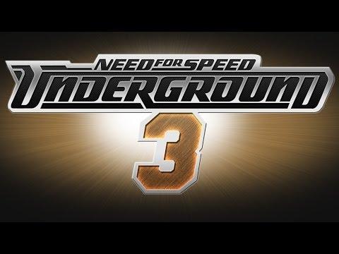 Играю в Need For Speed Underground 3 Beta