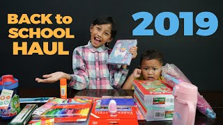 Back to School Haul 2019