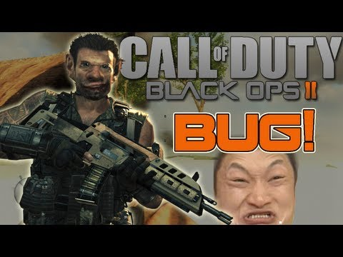Black Ops 2 - Bug do Cenário \